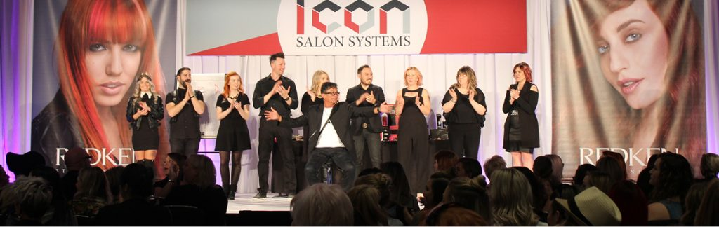 Hair Affair 2017 Vancouver with Redken and Sam Villa