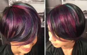 Hair Affair 2017: Midnight Edge Hair Colour