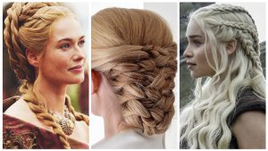 Game of Thrones Inspired Braids