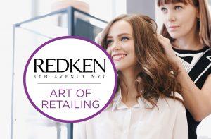 REDKEN Cluster Class The Art of Retailing – Surrey – June 5