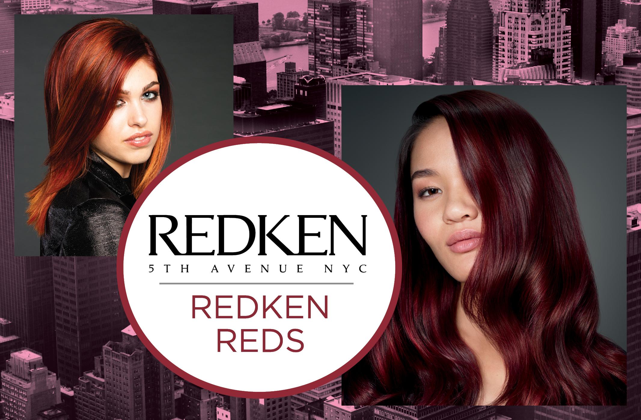 Redken Reds Cluster Class Kelowna Nov 26