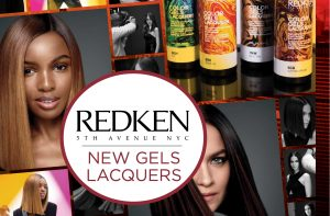 REDKEN New Color Gels Lacquers – Kelowna, February 4