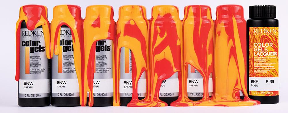 Redken Color Gel Lacquers