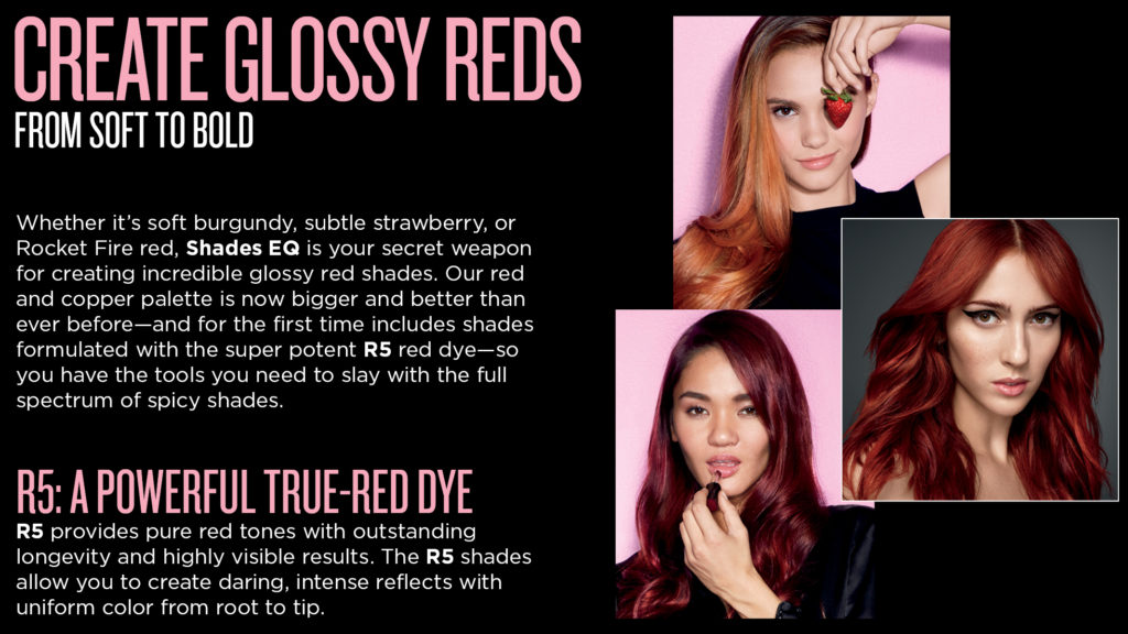 ShadesEQ Glossy Reds