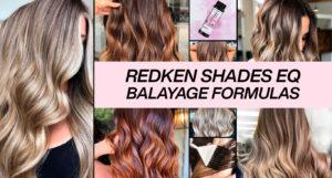 Redken Shades EQ Balayage Formulas