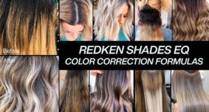 Redken Shades EQ Color Correction Formulas