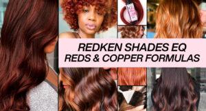 Redken Shades EQ Red & Copper Formulas